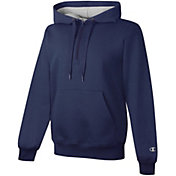 Champion Men's Cotton Max Quarter Zip Hoodie—Big & Tall