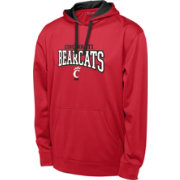 Champion Men's Cincinnati Bearcats Red T-Formation Performance Hoodie