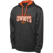 Champion Men's Oklahoma State Cowboys Black T-Formation Performance Hoodie