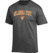 Champion Men's Oklahoma State Cowboys Grey T-Shirt