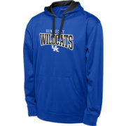 Champion Men's Kentucky Wildcats Blue T-Formation Performance Hoodie