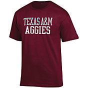 Champion Men's Texas A&M Aggies Maroon T-Shirt
