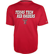 Champion Men's Texas Tech Red Raiders Red Fade T-Shirt