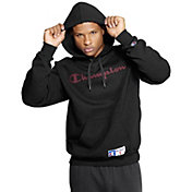 Champion Men's Retro Graphic Hoodie