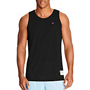 Champion Men's Single Layer Mesh Tank Top