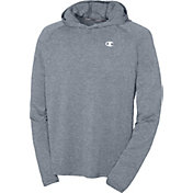 Champion Men's Vapor Heather Stripe Hoodie