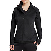 Champion Women's Plus Size Tech Fleece Jacket