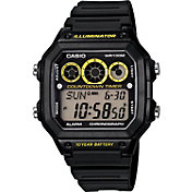 Casio Men's Referee Time Watch