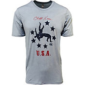 Cliff Keen Adult USA Wrestling T-Shirt