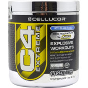 Cellucor C4 Extreme Blue Raspberry 30 Servings