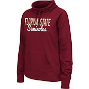 Colosseum Athletics Women's Florida State Seminoles Garnet Performance Hoodie