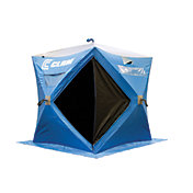 Clam Featherweight 5500 2 Person Ice Fishing Shelter
