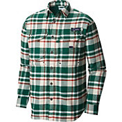 Columbia Men's Bonehead Flannel Shirt Jacket
