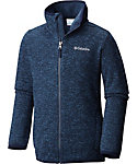 Columbia Boys' Birch Woods Full Zip Fleece Jacket