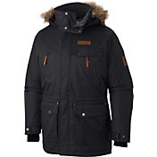 Columbia Men's Barlow Pass 550 TurboDown Jacket