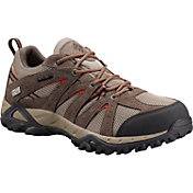 Columbia Men's Grand Canyon Outdry Waterproof Hiking Shoes