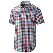 Columbia Men's Leadville Ridge Button Up Short Sleeve Shirt