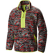 Columbia Men's CSC Originals Printed Fleece Jacket