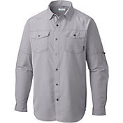 Columbia Men's Pilsner Peak Button Up Long Sleeve Shirt