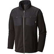 Columbia Men's Terpin Point II Overlay Fleece Jacket