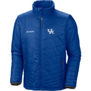 Columbia Men's Kentucky Wildcats Blue Mighty Lite Jacket