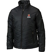 Columbia Men's Maryland Terrapins Mighty Lite Black Jacket