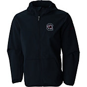 Columbia Men's South Carolina Gamecocks Taylor's Ridge Softshell Black Jacket