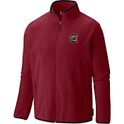 Columbia Men's South Carolina Gamecocks Garnet Fuller Ridge Fleece Jacket