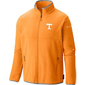 Columbia Men's Tennessee Volunteers Tennessee Orange Fuller Ridge Fleece Jacket