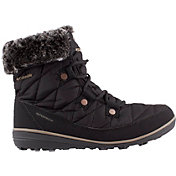 Columbia Women's Heavenly Shorty Omni-Heat 200g Waterproof Winter Boots
