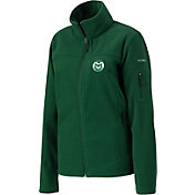Columbia Women's Colorado State Rams Give and Go Full-Zip Fleece Jacket