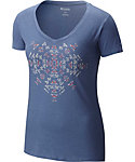 Columbia Women's Aztec Medallion T-Shirt