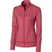 Cutter & Buck Women's DryTec Topspin Full-Zip Golf Jacket
