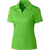 Cutter & Buck Women's DryTec Genre Short Sleeve Polo