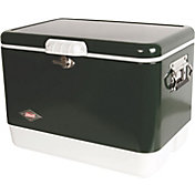 Coleman Steel Belted 54 Quart Chest Cooler