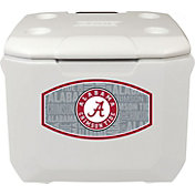 Coleman Alabama Crimson Tide 60 Quart Rolling Cooler