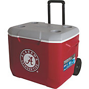 Coleman Alabama Crimson Tide 60qt Wheeled Cooler