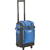 Coleman Soft 42 Can Rolling Cooler