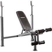 Competitor Olympic Bench with Leg Attachment