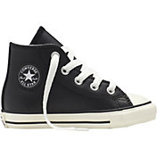 Converse Toddler Chuck Taylor All Star Leather Wool Hi-Top Casual Shoes