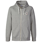 Converse Men's Core Full Zip Hoodie
