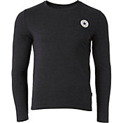Converse Men's Core Left Chest Long Sleeve T-Shirt