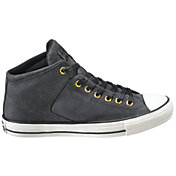 Converse Men's Chuck Taylor All Star Street Leather Hi-Top Casual Shoes