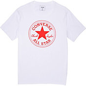 Converse Men's Rubber Chuck Patch T-Shirt