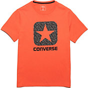 Converse Men's Reflective Logo T-Shirt