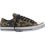 Converse Chuck Taylor All Star Camo Low-Top Casual Shoes