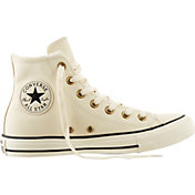 Converse Women's Chuck Taylor All Star Street Leather Hi-Top Casual Shoes