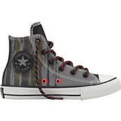 Converse Kids' Grade School Chuck Taylor All Star High-Top Flash Flood Casual Shoes