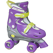 Chicago Skates Girls' Adjustable Quad Skates
