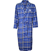 Concepts Sport Men's Los Angeles Dodgers Plaid Flannel Robe